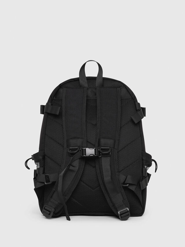 Diesel - F- URBHANITY BACK, Black - Backpacks - Image 2