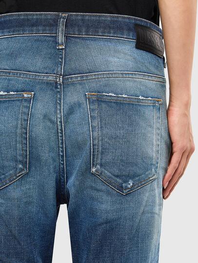 Diesel - Fayza 009LF, Medium blue - Jeans - Image 5