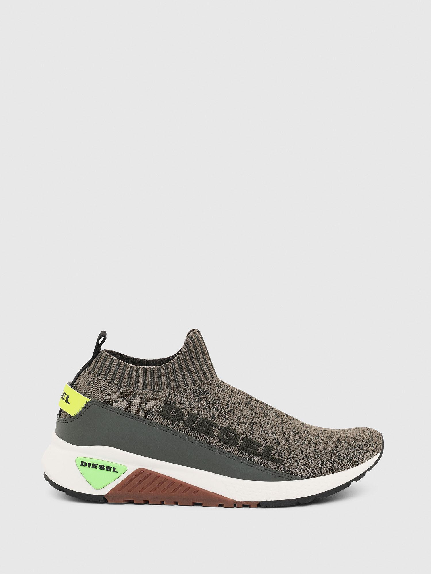 S-KB SOCK QB Man: Slip-on sneakers in