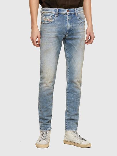 Diesel - D-Strukt JoggJeans® 069UU, Light Blue - Jeans - Image 1