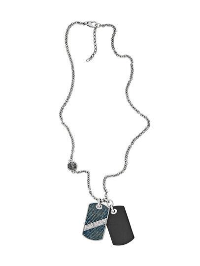 Diesel - NECKLACE DX1031,  - Necklaces - Image 1