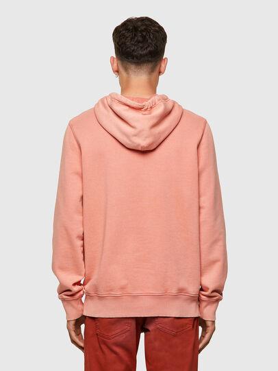 Diesel - S-GIRK-HOOD-MOHI-B1, Pink - Sweaters - Image 2