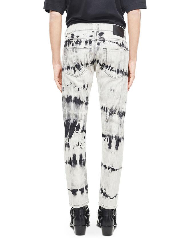 Diesel - TYPE-2813FS, White/Black - Jeans - Image 2