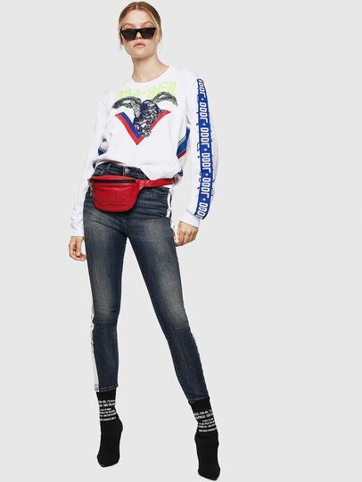 Diesel - F-LYANYDY, White - Sweaters - Image 6