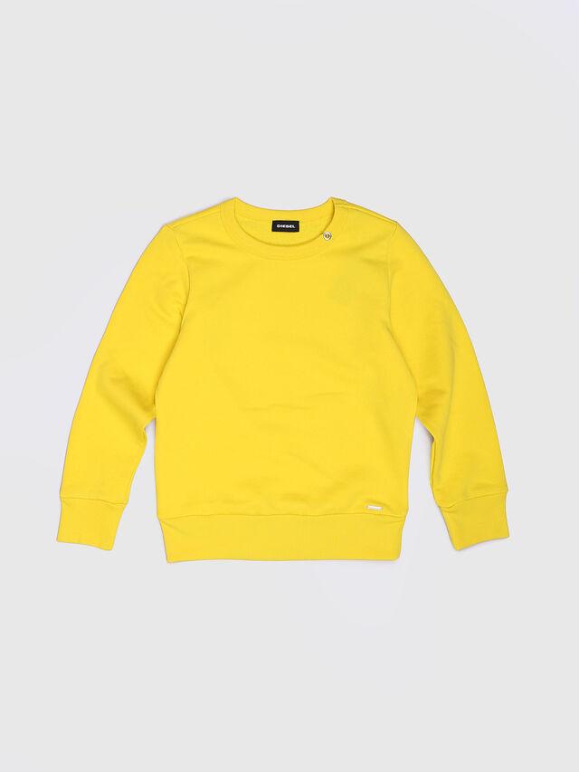 Diesel - SITRO, Yellow - Sweaters - Image 1