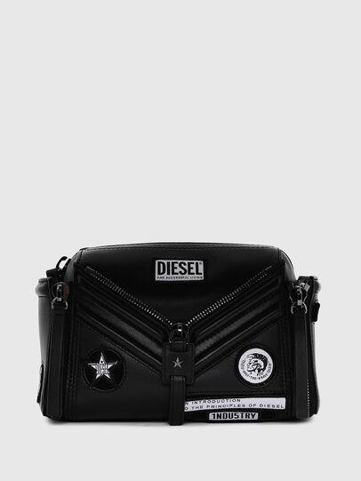 Diesel - LE-ZIPPER CROSSBODY,  - Crossbody Bags - Image 1