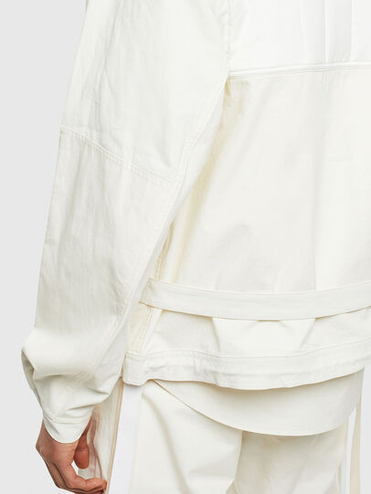 Diesel - J-BITY, White - Jackets - Image 7