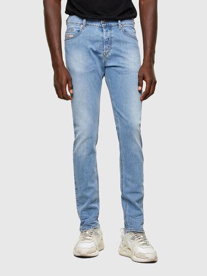 Diesel - D-Luster 009NX, Light Blue - Jeans - Image 1