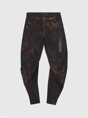 TYPE-2018-NE, Black/Dark grey - Jeans