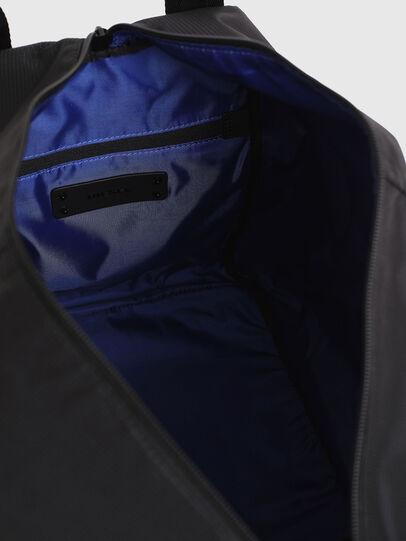 Diesel - D-CAGE SHOPPER, Black - Shopping and Shoulder Bags - Image 4
