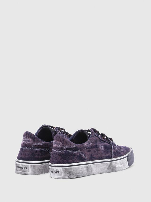 Diesel - S-FLIP LOW, Violet - Sneakers - Image 3