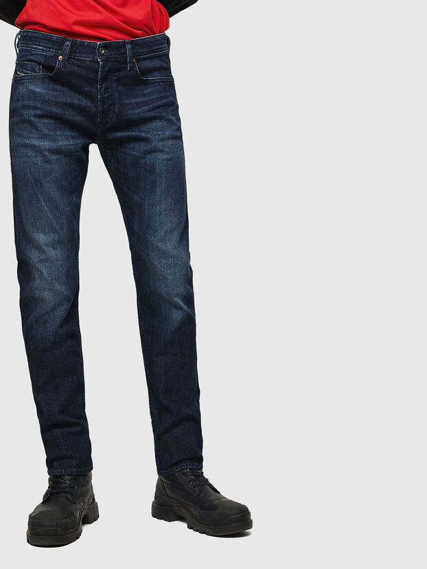 Buster 0095W, Dark Blue - Jeans
