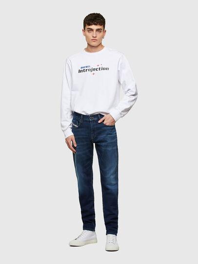 Diesel - D-Strukt JoggJeans® 069RX, Dark Blue - Jeans - Image 5