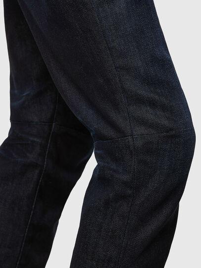 Diesel - D-Strukt 009MP, Dark Blue - Jeans - Image 5