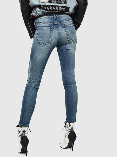 Diesel - D-Ollies JoggJeans 069JZ, Light Blue - Jeans - Image 2