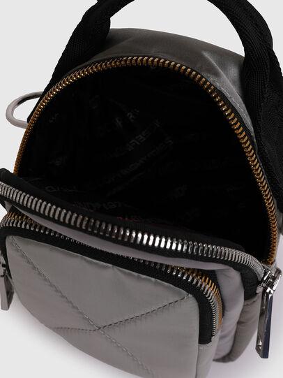 Diesel - LEDYBAG, Grey - Crossbody Bags - Image 4