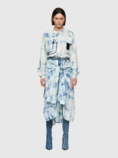 Diesel - O-SUSAN, White - Skirts - Image 4