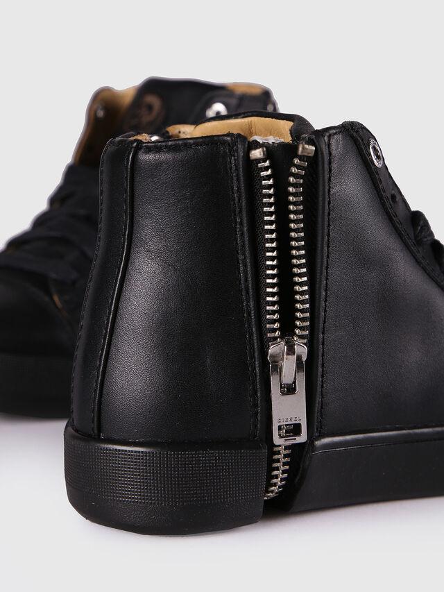 KIDS SN MID 24 NETISH CH, Black - Footwear - Image 5