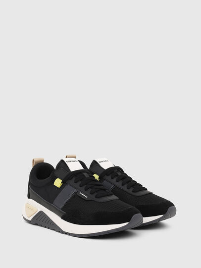 Diesel - S-KB LOW RUN, Black - Sneakers - Image 2