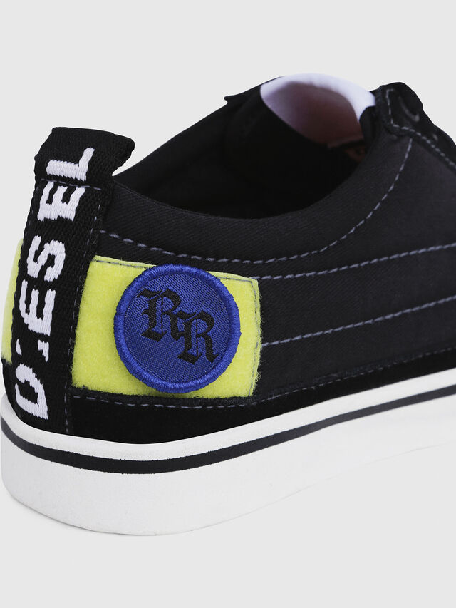 Diesel - D-VELOWS LOW PATCH W, Black - Sneakers - Image 5