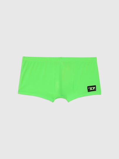 Diesel - BMBX-HERO, Green Fluo - Swim trunks - Image 4