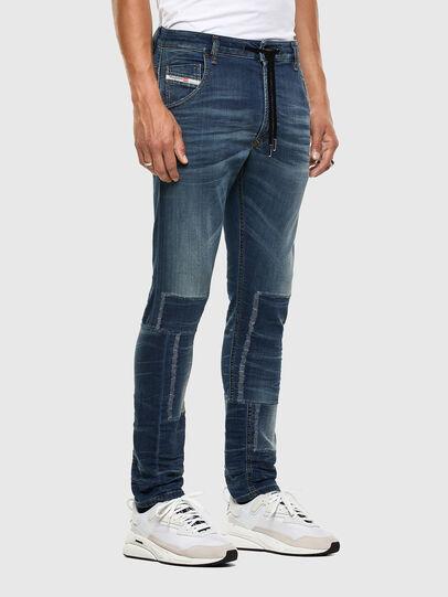 Diesel - KROOLEY JoggJeans® 069NK, Medium blue - Jeans - Image 6