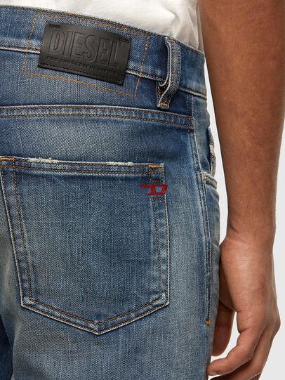 Diesel - D-Strukt 009HH, Medium blue - Jeans - Image 3