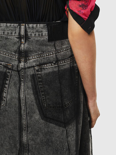 Diesel - O-MARGY, Black - Skirts - Image 6