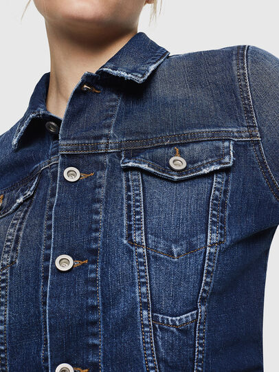 Diesel - DE-LIMMY, Blue Jeans - Denim Jackets - Image 3