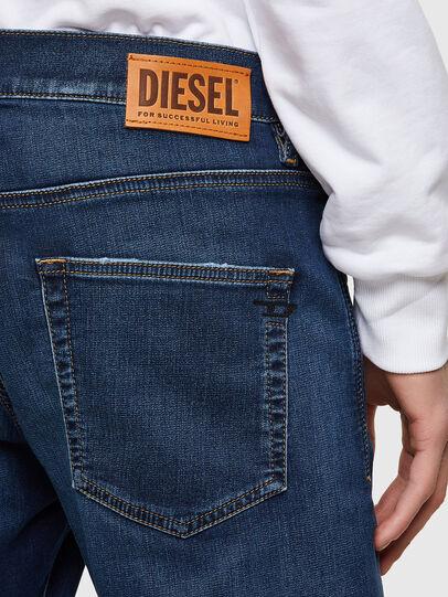 Diesel - D-Strukt JoggJeans® 069RX, Dark Blue - Jeans - Image 4