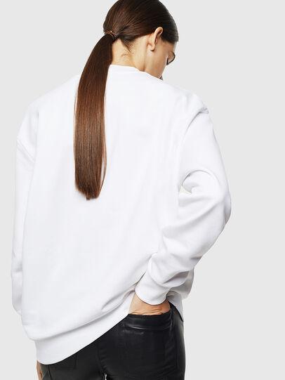 Diesel - S-LINK, White - Sweaters - Image 4