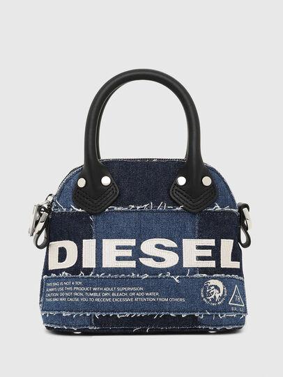Diesel - PYANIGA S, Blue - Crossbody Bags - Image 1