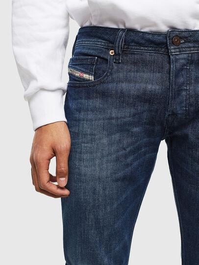 Diesel - Zatiny CN037, Dark Blue - Jeans - Image 3