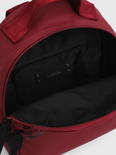 Diesel - F-BOLD BACK FL, Red - Backpacks - Image 5
