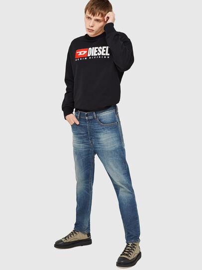 Diesel - D-Eetar 089AR, Dark Blue - Jeans - Image 4