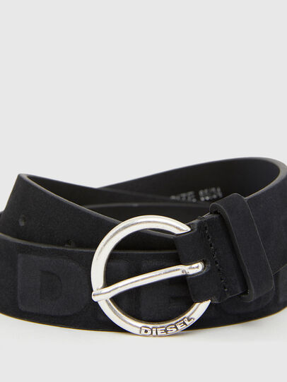 Diesel - B-RINGNEW, Black - Belts - Image 2