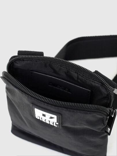 Diesel - VYGA, Black - Crossbody Bags - Image 4