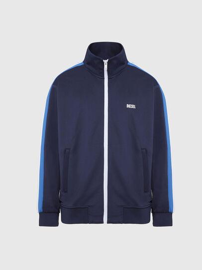 Diesel - S-KRAIM, Blue - Sweaters - Image 1