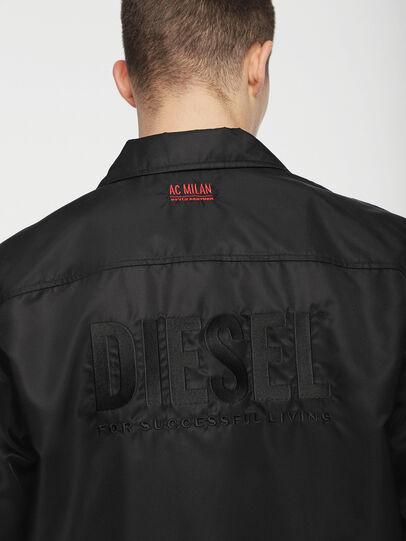 Diesel - DVL-JPLAZA-CAPSULE,  - Jackets - Image 3