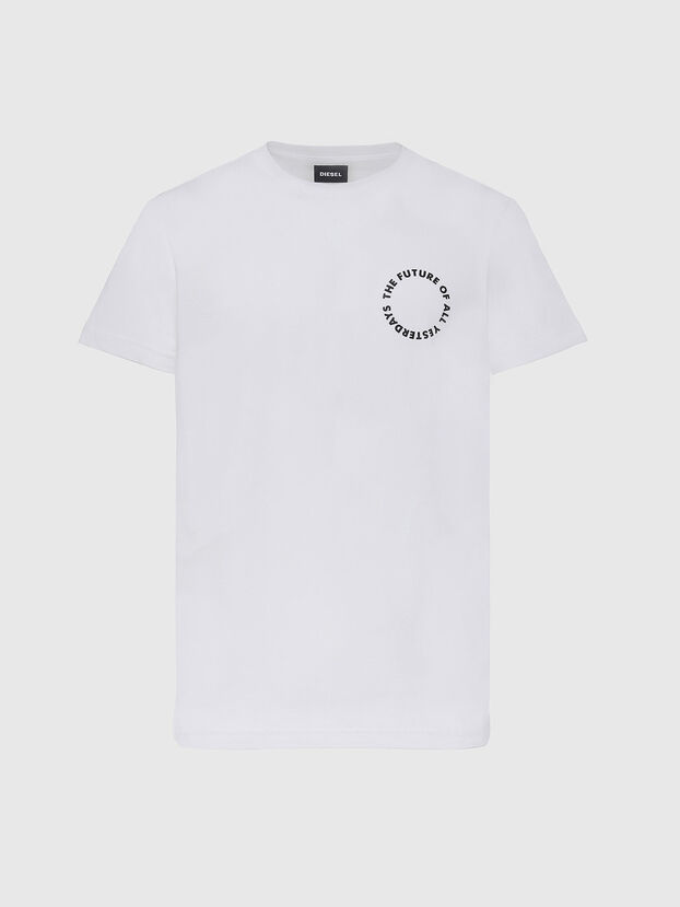 T-DIEGOS-X46, White - T-Shirts