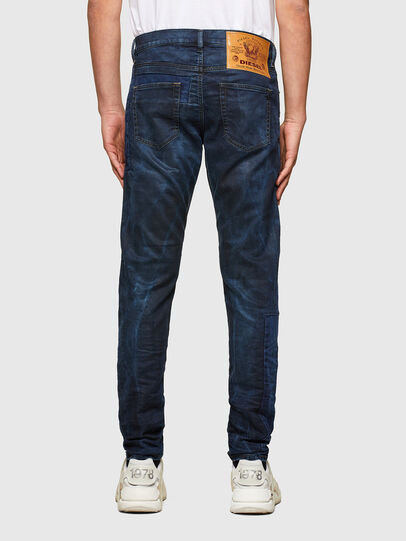 Diesel - D-Strukt JoggJeans® 069TY, Dark Blue - Jeans - Image 2