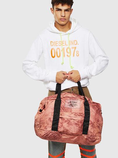 Diesel - DUPAK, Red - Travel Bags - Image 7