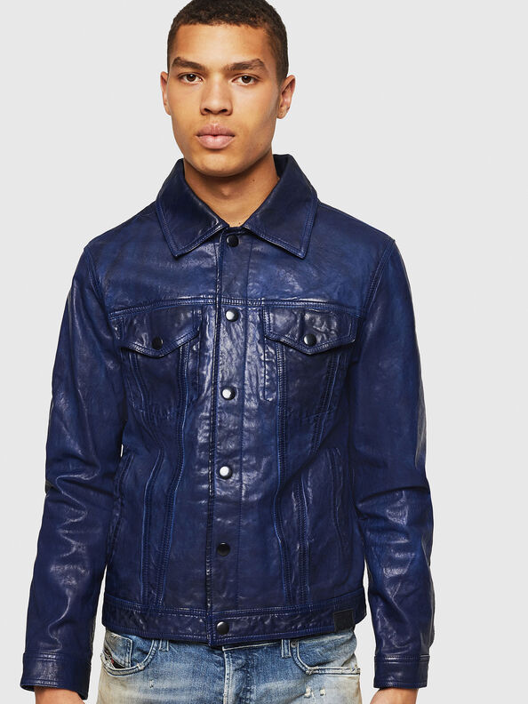 L-NHILL,  - Leather jackets
