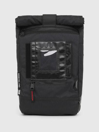 Diesel - KOGA, Black - Backpacks - Image 1