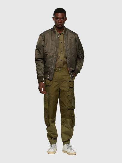 Diesel - P-CYAN, Military Green - Pants - Image 6