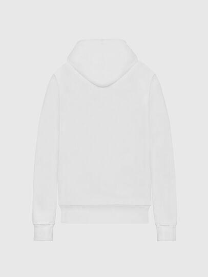 Diesel - F-ANG-HOOD-LOGO,  - Sweaters - Image 2