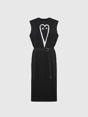 D-FAIRY, Black - Dresses