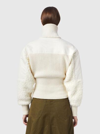 Diesel - M-WISCONSIN, White - Knitwear - Image 2