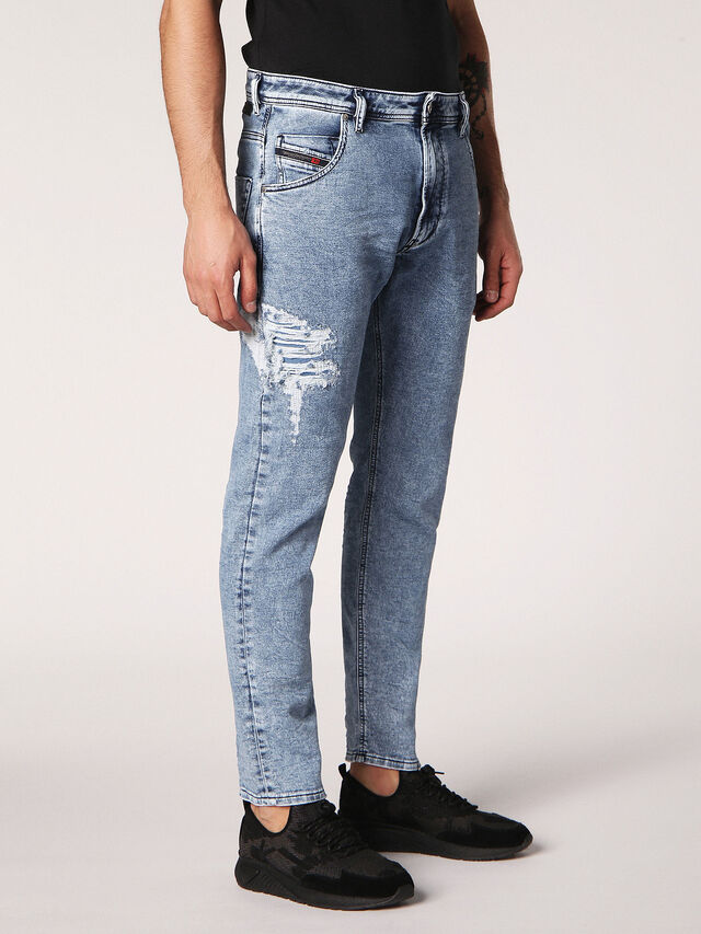 KROOLEY-T JOGGJEANS 084PV, Light Blue
