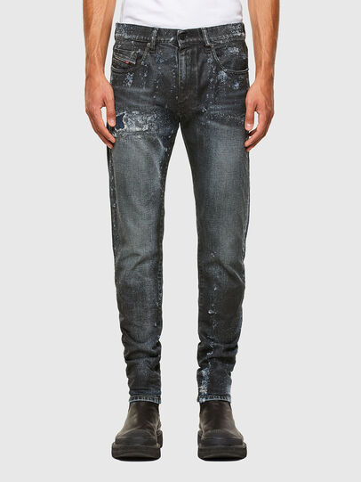 Diesel - D-Strukt 009JQ, Dark Blue - Jeans - Image 1